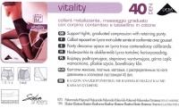 Чорапогащник Vitality </br> на Donna B.C. - 40 DEN