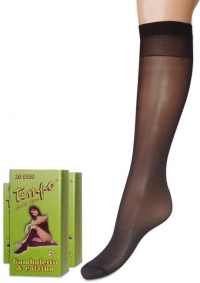 3/4 чорапи с еластан