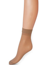 къси обикновени чорапи