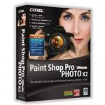 Paint Shop Pro Photo X2 Upgrade License  (1 - 10)
