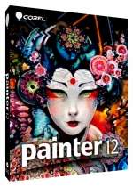 Corel Painter 12 License (61-120)