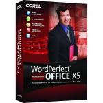WordPerfect Office X5 Professional License ML (11-25)