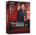 WordPerfect Office X5 Professional License ML (501-1000)