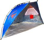 Плажна (рибарска) палатка (сенник)  с дъно, размер 270x120 височина 140см