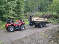 Съоръжения за дърводобив и дървообработка