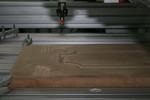 Машина за дървообработка с CNC