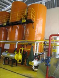 Съоръжения за производство на биогорива -