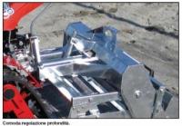 Ръчна машина за почистване на плажове