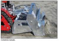 Ръчни машини за почистване на плажове