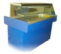 Топлинна витрина за риба