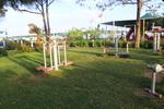 Изработване на фитнес уреди за открито