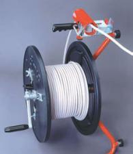 Развиващ уред за кабелни пръстени