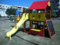 Детска комбинирана площадка