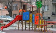 Детска катерушка за игра  3100 х 4200 мм