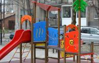 Детска площадка по индивидуален проект