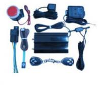 GSM-GPS Автомобилна аларменна система