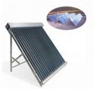 Слънчеви вакуумни колектори без водосъдържател
