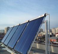 Слънчев колектор Heat Pipe Модел HSC 12
