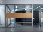 стена преградна стъклена 496-3246