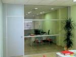 стена преградна стъклена 502-3246