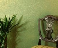 Зелена мазилка декоративна