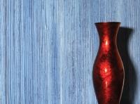 Синя декоративна мазилка за стена