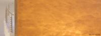Оранжева ефектна мазилка за стени