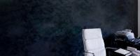 Дизайнерска мазилка в тъмно синьо