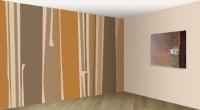 Декоративни мазилки рисунки за стени