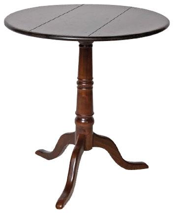 Трапезна кръгла маса