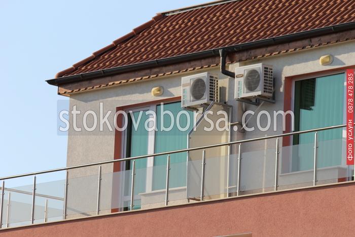 продажба и монтиране на климатици