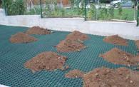 Елементи и настилки за градини и паркинги
