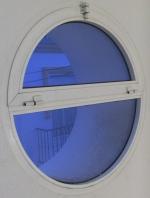 Кръгли прозорци от алуминиева дограма  204-2734