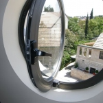 кръгли прозорци по поръчка 250-2734