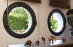 кръгъл прозорец 252-2734