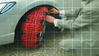 Вериги за гуми на кола пластични