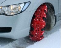 Пластични вериги за гуми на кола