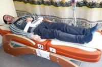 Масажно легло с лечебно действие