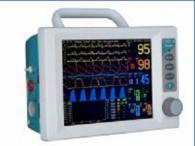 Компактен анестезиологичният монитор