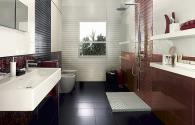 плочки за баня, модел: Чери