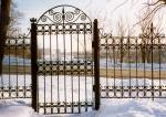 решетъчни входни врати 2395-3235