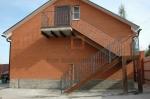 перила от ковано желязо за стълби 2585-3264