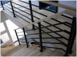 перила за стълбища от ковано желязо 2595-3264