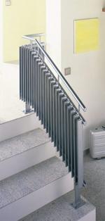 перила и парапети за стълби 2613-3264