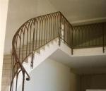 перила за стълбища от ковано желязо 2614-3264
