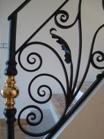 перила и парапети за стълби 2616-3264