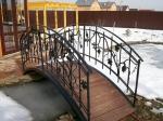 мост по поръчка от ковано желязо 4004-3171