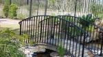 декоративен мост от ковано желязо 4010-3171
