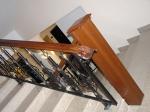 перило за стълби