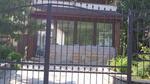 портална врата от ковано желязо по поръчка